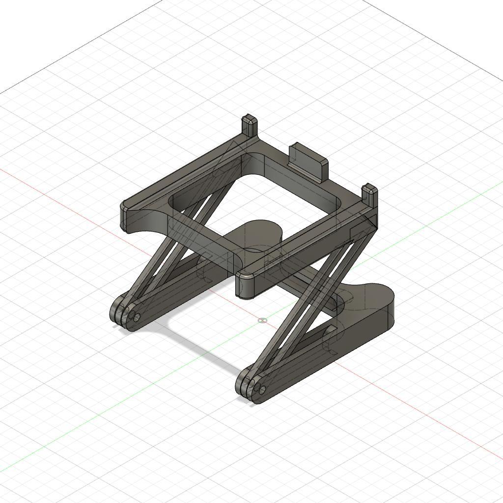 Proyecto Salvación / Pieza nº3 HIJO / modelado Fusion360