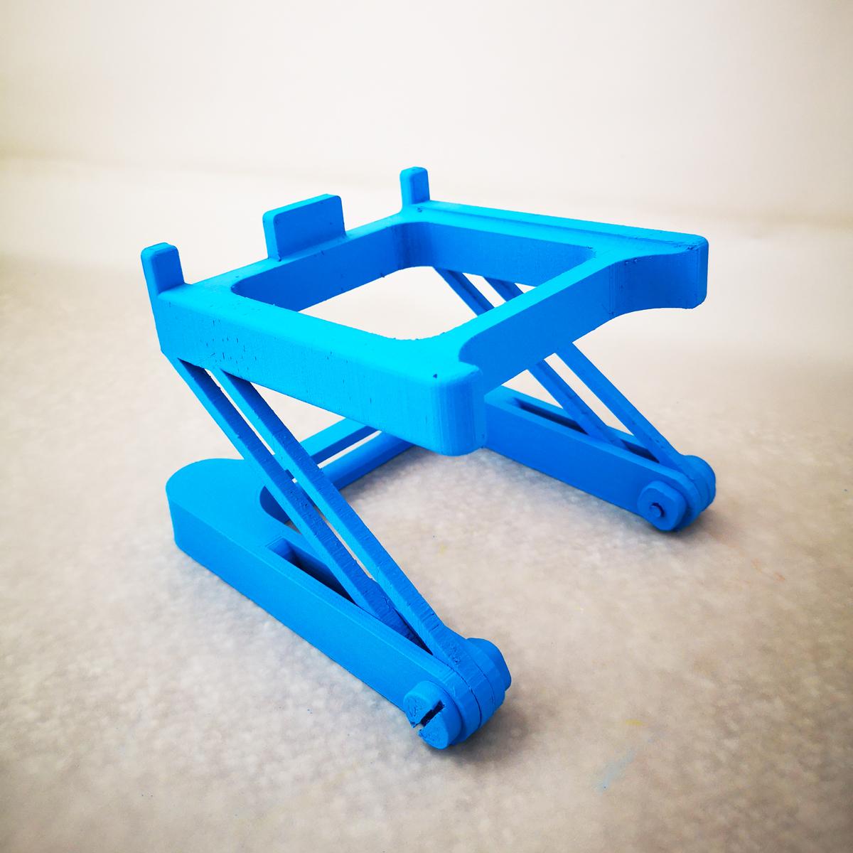 Impresión 3D en PLA / Pieza nº3 HIJO
