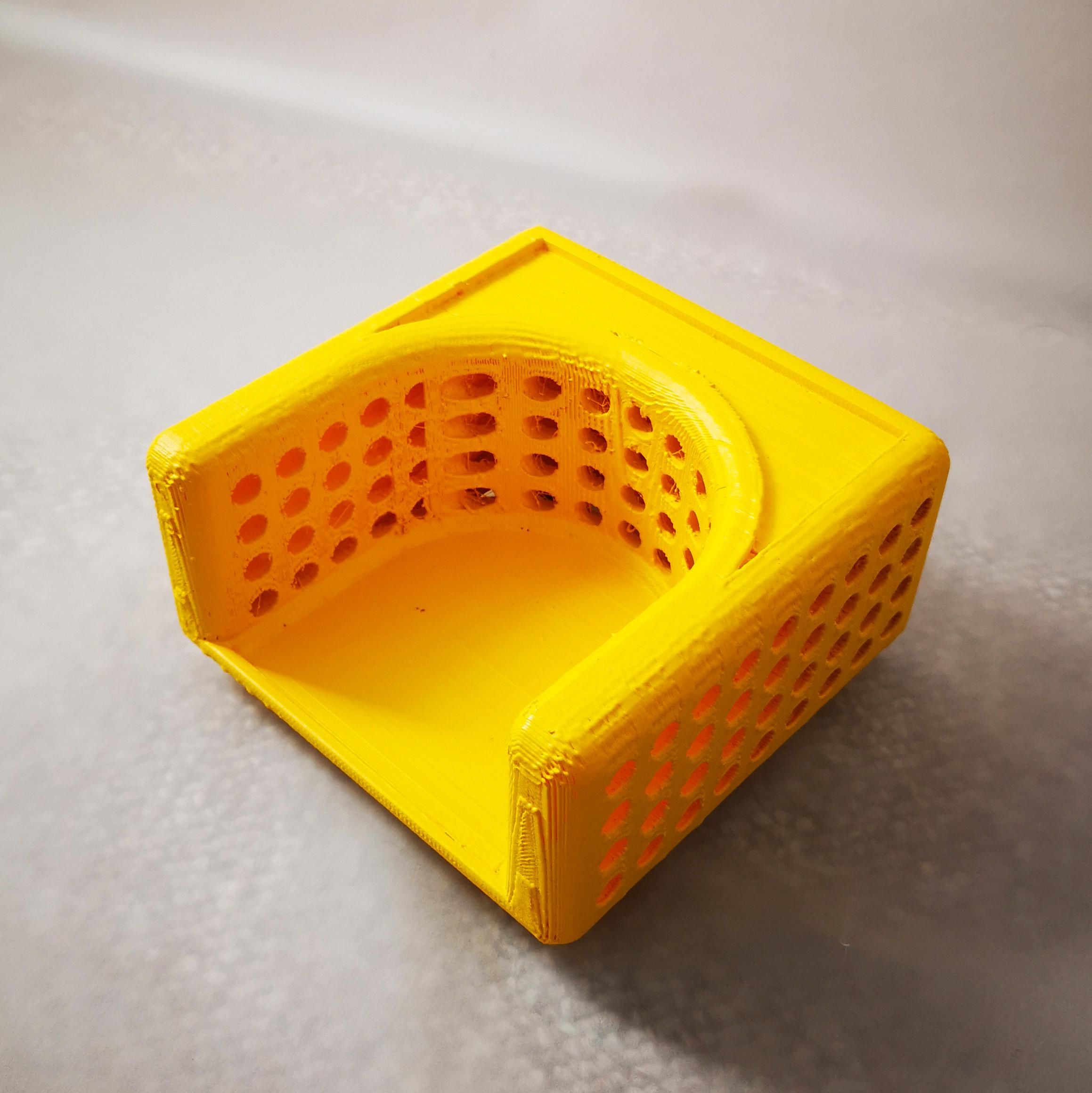 Impresión 3D en PLA  / Pieza nº1 MADRE