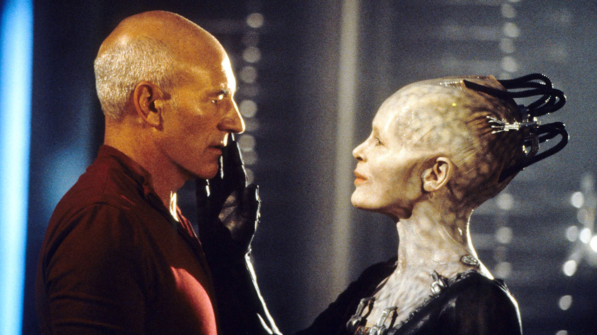 Stillframe Star Trek: First Contact, dirección Jonathan Frakes, 1996