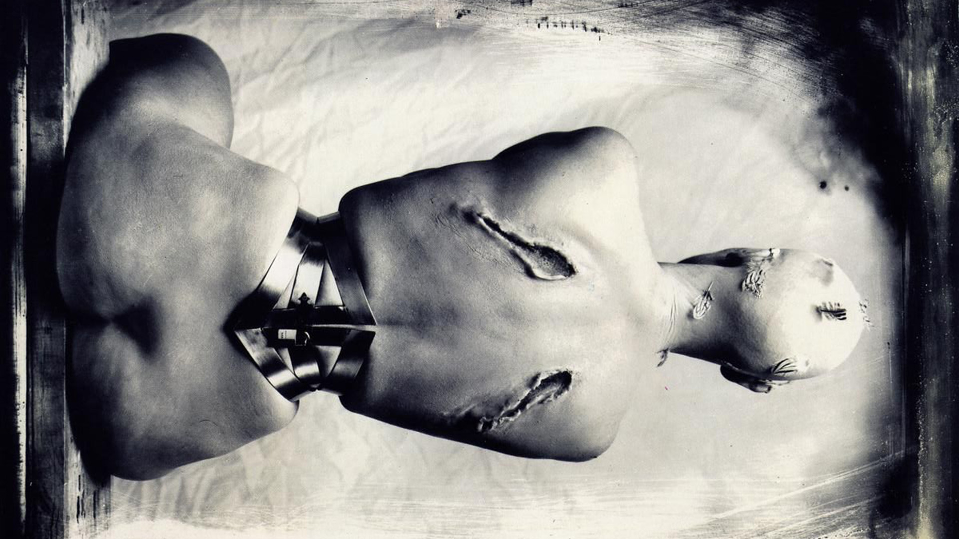 """Woman once a Bird"", Joel-Peter Witkin, 1990"
