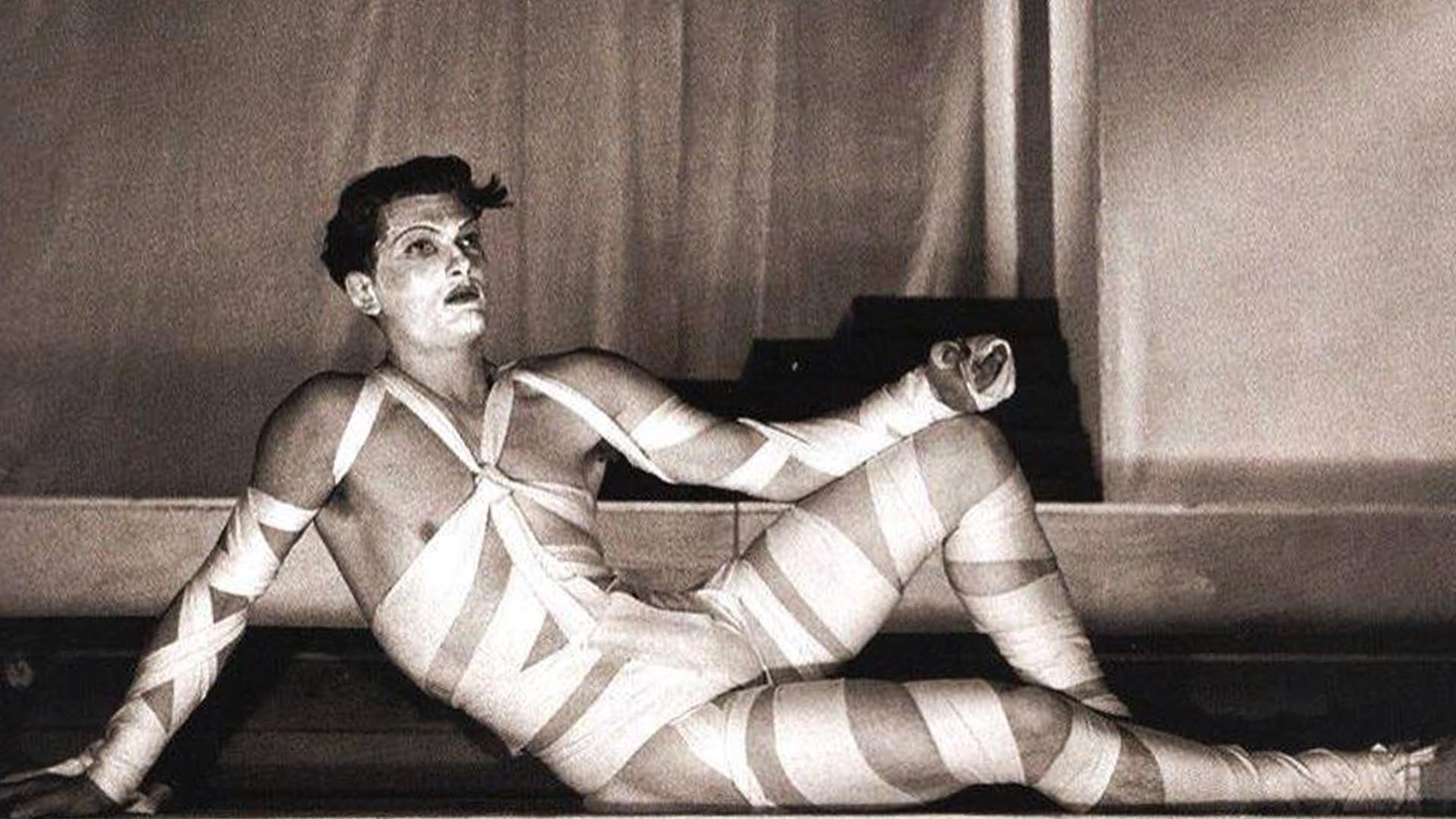 Jean Marais_L'oedipe roi 1937