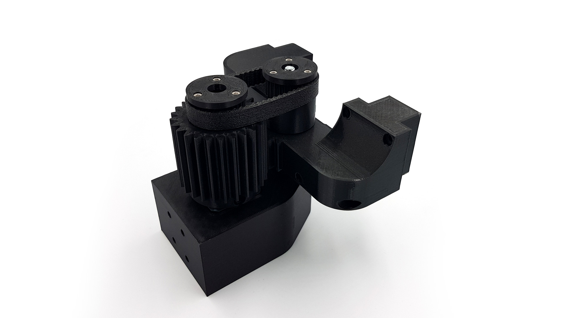 Transmisión - Prototipado Rápido PLA + Correa Impresión Flex